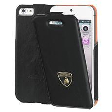 trofeo flip iphone 5/5s bk / or