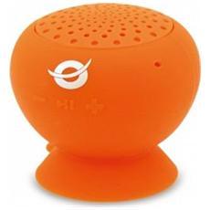 Altoparlante a Ventosa Impermeabile Bluetooth Colore Arancione