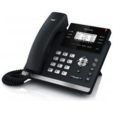 SIP-T42G Ultra Elegant Telefono VoIP T42