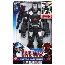 Figure War Machine Elettr. Civil War