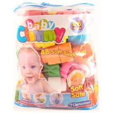 Baby Clemmy - Sacca 48 Mattoncini