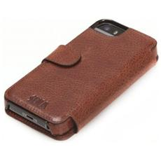 Cases Heritage Wallet Book iPhone 6 / 6s Plus Cognac