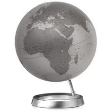 Mappamondo Full Circle Vision Silver,