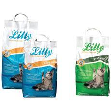 Lilly Lettiera Profutata Agglomerante Super Assorbente 5x5kg