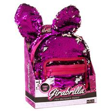Girabrilla - Mini Backpack Rabbit, Colori Assortiti