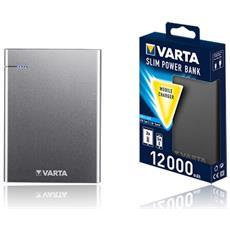 57966101111 Polimeri di litio (LiPo) 12000mAh Nero batteria portatile
