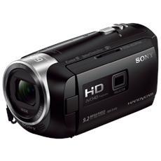 HDR-PJ410 Nero CMOS Exmor R Full HD Zoom Ottico 30x Display 2.7'' Stabilizzato Wi-Fi / NFC Videoproiettore integrato