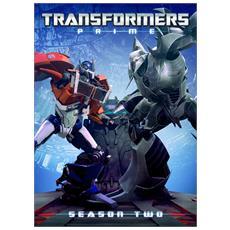 Transformers Prime - Stagione 02 (4 Dvd)