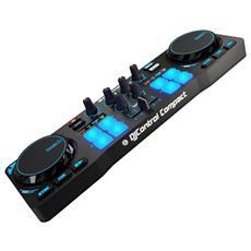 Dj Control Compact Consolle per DJ