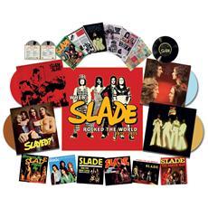 Slade - Rocked The World 1971-75 (4 Lp)