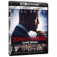 Zona D'Ombra - Brain Game (Blu-Ray 4K Ultra HD)