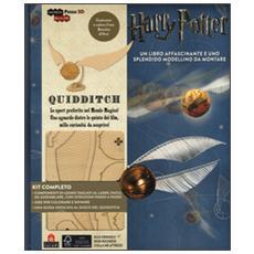 Harry Potter. Elfi Domestici. Incredibuilds Puzzle 3D. Con gadget