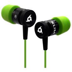 Fusion Auricolari Per Audio Di Alta Qualità - Innovativi: Con Cuscinetti In Schiuma Memory Verde