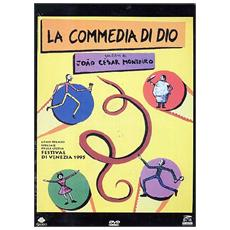 Dvd Commedia Di Dio (la)