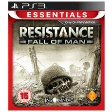 PS3 - Essentials Resistance: Fall of Man
