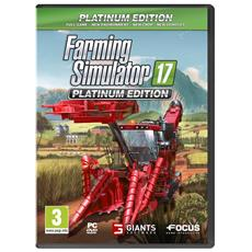 PC - Farming Simulator 2017 Platinum Edition