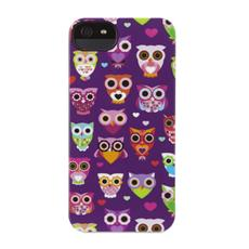 Griffin Wise Eyes Cover Multicolore, Porpora