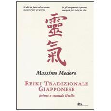 Reiki tradizionale giapponese. 1° e 2° livello