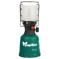 Lanterna gas portatile Lampada da campeggio W 700 accensione piezoelettrica