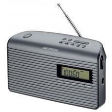 Radio Portatile Music 61 GRN1410 - Nero Grafite