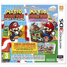 N3DS - Mario vs Donkey Kong: Minis March Again