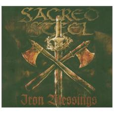 Sacred Steel - Iron Blessings Digipak (2 Tbd)