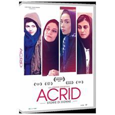 Dvd Acrid - Storie Di Donne