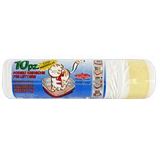 Sacchi Fodera Lettiere Media X 10 Pezzi Maniglie - Prodotto Per Animali