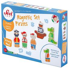 Set Magnetico Pirati 82827