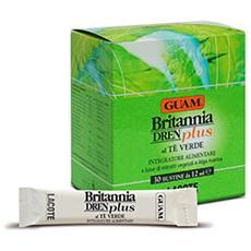 Britannia Dren Plus The Verde 30 Bustine