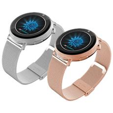 Sportwatch Pan Vip Display 1.22'' Cardiofrequenzimetro con Bluetooth Colore Oro - Europa