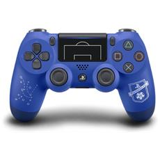 SONY - PS4 - Controller Dualshock 4 V2 Blue Wireless Uefa Champions League Limited Edition