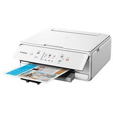 Stampante Multifunzione Pixma TS6151 Inkjet a Colori Stampa Copia Scansione A4 10 Ppm Bluetooth Wi-Fi USB
