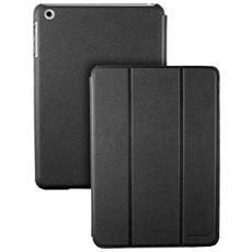 PEIPDMBK Custodia a libro Nero compatibile Apple iPad Mini