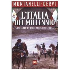L'Italia del millennio. Sommario di dieci secoli di storia