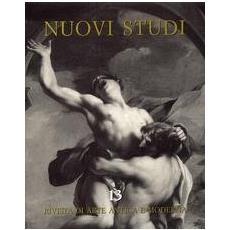 Nuovi studi. Rivista di arte antica e moderna. Vol. 13