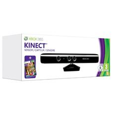 X360 Kinect+Kinect Adventure