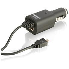 Caricabatterie da Viaggio con Presa USB 12V / 24V Kfz