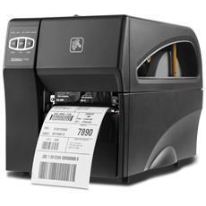 ZT220 StampanteTermica Diretta a Trasferimento con Etichetta Stampabile B / N Usb Ethernet