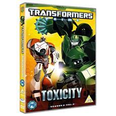 Dvd Transformers Prime - Stagione 02 #03