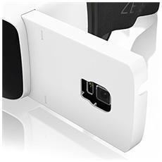 Cassetto per Visore Realtà Virtuale One per Galaxy S5 - Bianco