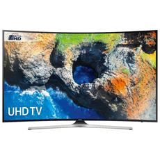 "TV LED Ultra HD 4K 55"" UE55MU6200 Smart TV Curvo"