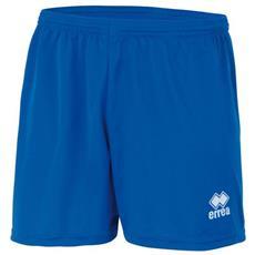Panta New Skin Adulto Azzurro Short Allenamento Taglia S
