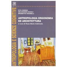 Antropologia, ergonomia ed architettura