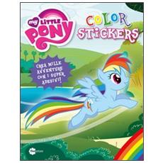 Color stickers. My Little Pony