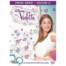 Violetta - Stagione 01 #02 (Eps 29-56) (9 Dvd)