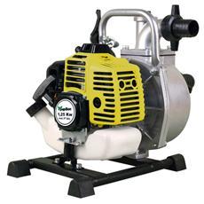 Motopompa autoadescante per irrigazione motore a scoppio 2t prevalenza 8 m
