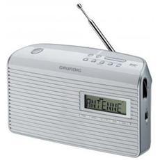 Radio Portatile Music 65 GRN0697 DAB+ - Bianco