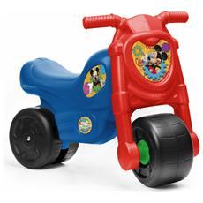 Motofeber primi passi con Micky Mouse