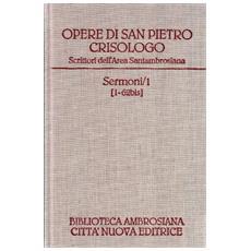 Opere. Vol. 1/1: Sermoni 1-62 bis.